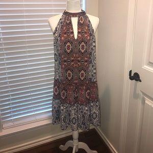 Laundry by design halter shift dress Sz 6